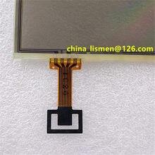 1 pezzo 100% Originais 6.5 pollici 8 pins pannello touch Screen in vetro Digitizer Lens per C065GW03 V0 LCD