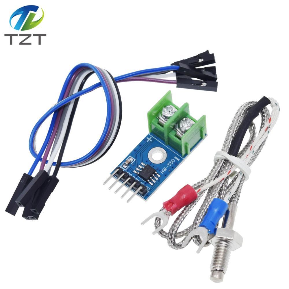 K Type Thermocouple Thermocouple Sensor Temperature Degrees MAX6675 Module