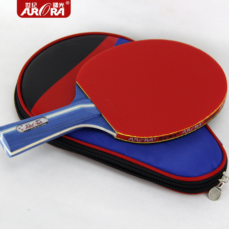 Furra Official Genuine Product Table Tennis Racket SAMSUNG Single Horizontal Position Adult Game Inverted Rubber On Both Sides R