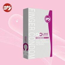 Female Masturbation Medical Finger Sleeve Condom Women  Pleasure More Adult Products Sex Goods Sexual Shop