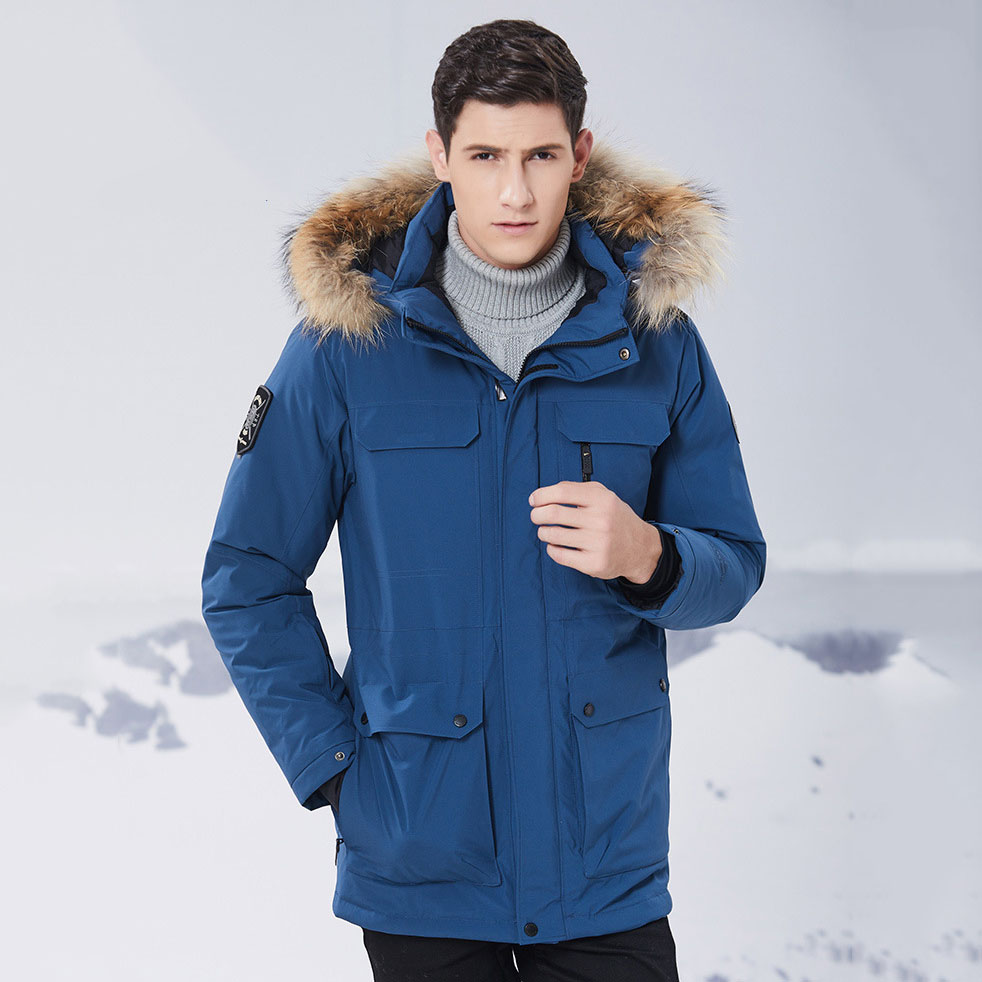 2019 New Heated Jacket 2 In1 Men's Down Jacket USB Charge Self-heating Waterproof Jacket Climbing Camping Cycling Clothing