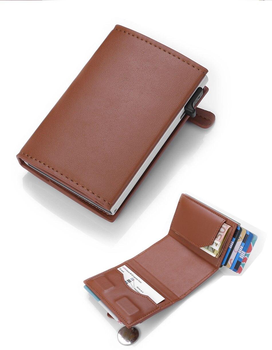 carteira saco de dinheiro masculino preto curto