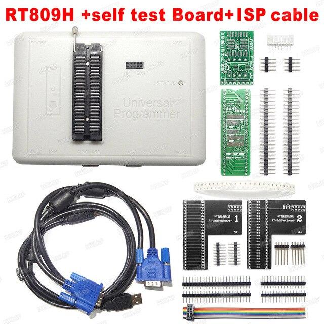 Universal RT809H EMMC Nand Programmierer + Saugen Stift besser als RT809F/TL866CS/TL866A /NAND Freies freies Verschiffen