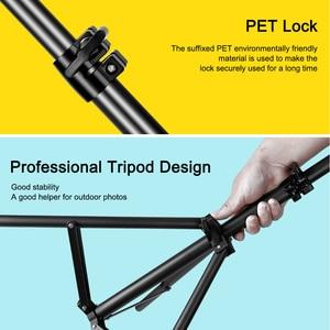 Image 4 - Selfie Light Stand Tripod With 1/4 Screw Head Bearing For Studio Softbox Flash Umbrellas Reflector Lighting Flashgun Lamp