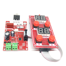 Welding-Machine Transformer-Controller NY-D04 Control-Panel-Board Adjust Current 40A