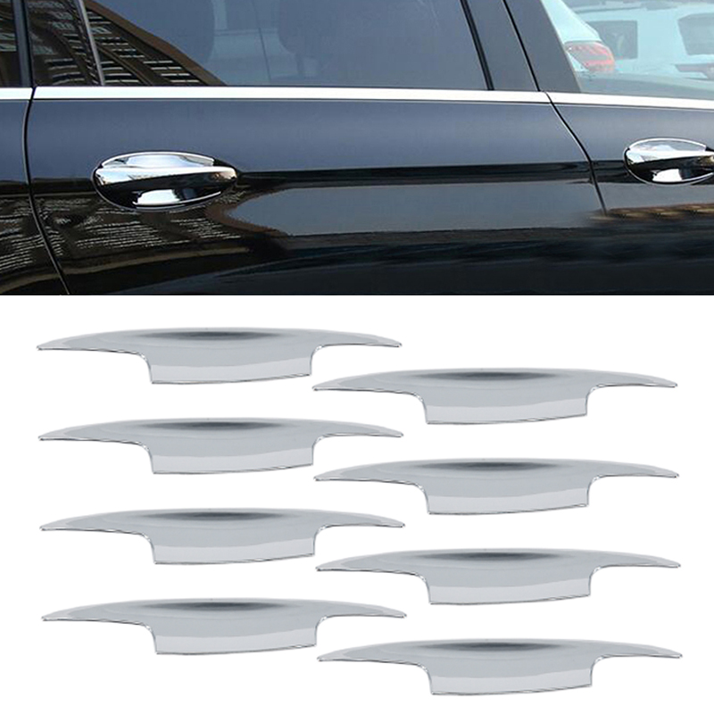 10Pcs Car Side Skirt Trim Retainers Fasteners Clips for Mercedes Benz C//E//CLK