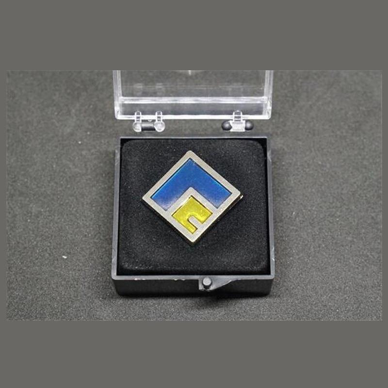 KonoSuba God's Blessing On This Wonderful World! Akusius Akuya Brooch Badge Cosplay Props