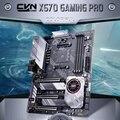 Colorido cvn x570 gaming pro v14 placa-mãe duplo canal ddr4 ram usb3.1 gen1 sata3.0 6 gb/s para amd am4 arquitetura ryzen™20