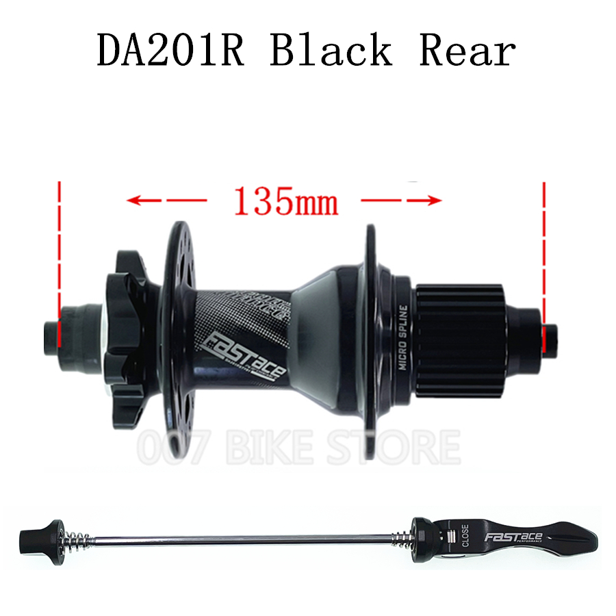 Details about  /FASTACE DA201 F//R Deore XT M8100 M7100 Hub 32H 12 Speed Micro Hub