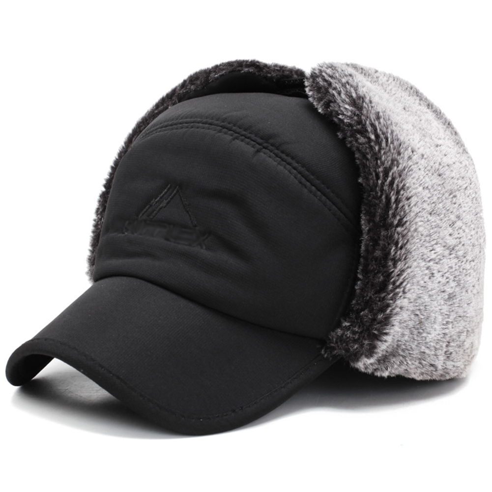 unissex inverno quente trapper trooper chapeu dos 04