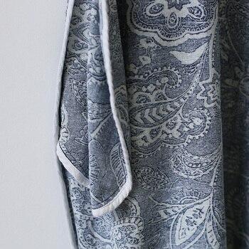 Платье в китайском стиле с улучшенной пряжкой в стиле ретро, Летнее Длинное платье с коротким рукавом 4