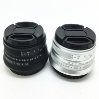 7artisans 25mm f1.8 Prime Lens to All Single Series for E Mount Canon EOS M Mout Micro 4/3 Cameras A7 A7II A7R