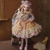100% Handmade Beauty Toys Doll  For Children