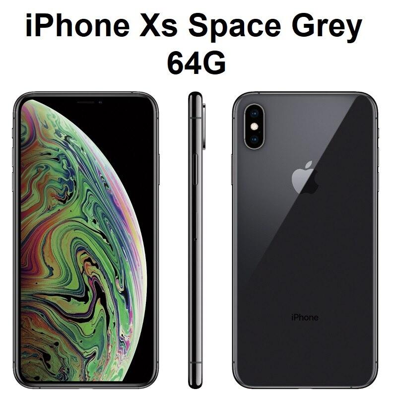 XS Space Gray 64G