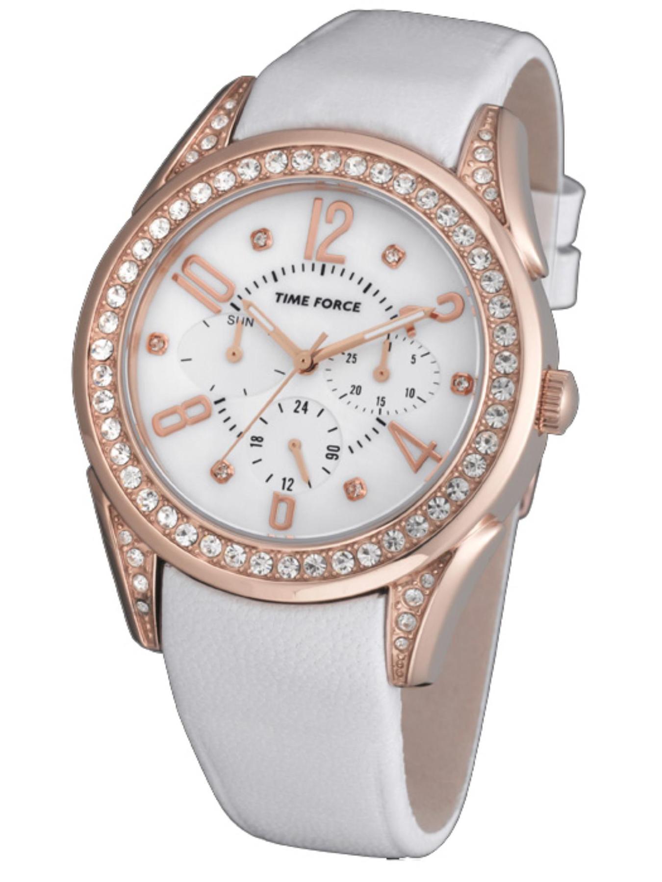 Woman Watch Time Force Analog Tf3375L11