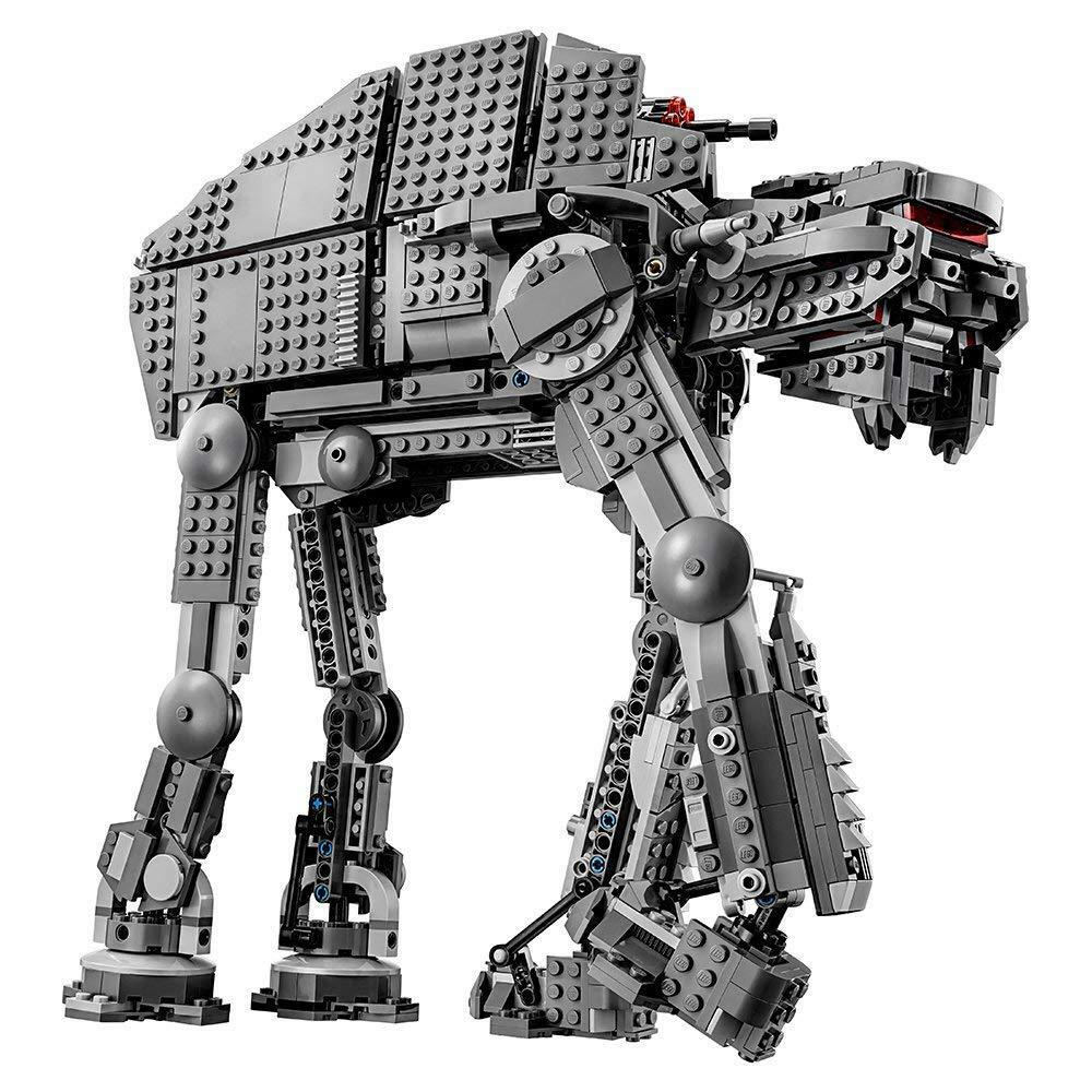 05130 Compatible Lepining 75189 75251 Star Wars Heavy Assault Walker Model Building Blocks Gift Toys For Children