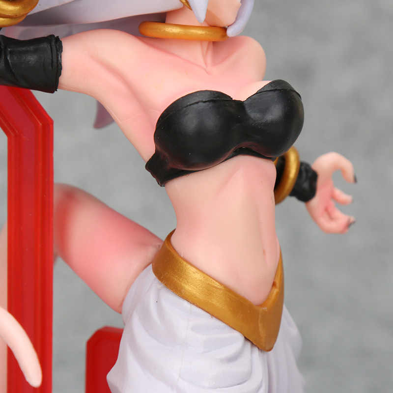 22 centímetros Dragon Ball Z Super Batalha Com Lutador Lady Meninas Buu Majin boo Boo PVC Action Figure Model Collection boneca de brinquedo