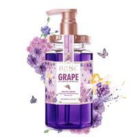 Ailke Elf Perfume Honey Peach/Avocado/Carrot/Grape Snow White Nourishing Scrub Body Spa Cleansing Shower Gel 6