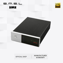 SMSL Sanskrit-PRO DAC Digital to Analog Converter Support 32bit/384KHz DSD512 Decoding USB/Optical/Coaxial Input(China)