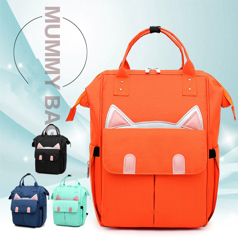 Oford Baby Diaper Bag Large Capacity Waterproof Nappy Kits Mummy Maternity Travel Backpack Nursing 2019