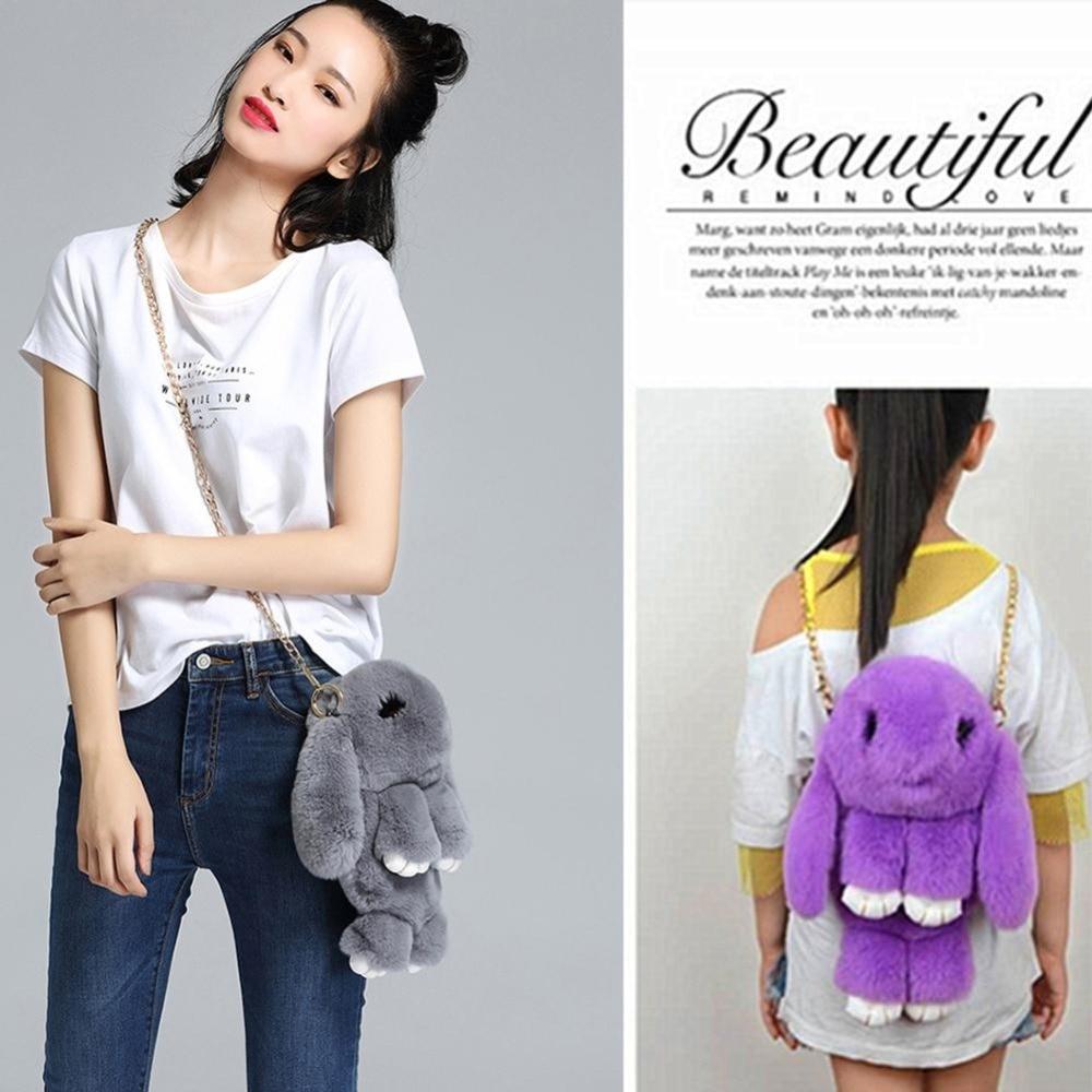 Fluffy-Rabbit-Fur-Pompoms-Chain-Bag-Women-Cartoon-Rabbit-Sling-Bag-Fluffy-Bunny-Shoulder-Plush-backpack (4)
