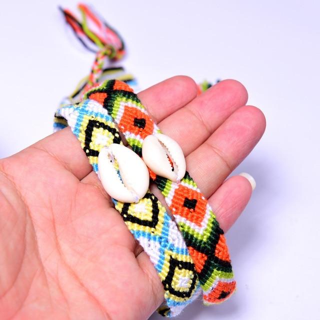 Bracelet Tissu Femme