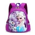 Школьный портфель Disney для детского сада, сумка на плечо с мультяшным принтом Эльзы для девочек и мальчиков, Детский рюкзак для младенцев, де...