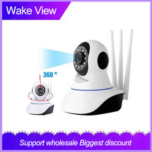 Wakeview hd 1080p беспроводная wi fi ip камера домашняя охранная