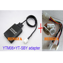 Changer Bluetooth-Adapter Yatour Toyota Harrier Lexus Yt-Sby-Cable MP3 Car-Stereo Ytm-06