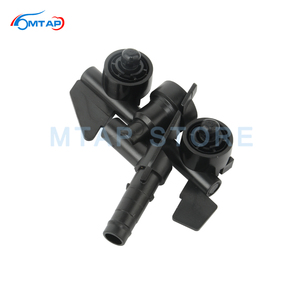 Image 1 - MTAP Headlight Cleaning Water Spray Jet For BMW 3 Series E46 1997 2006 318 320 323 325 328 330 M3 Front Headlamp Washer Nozzle