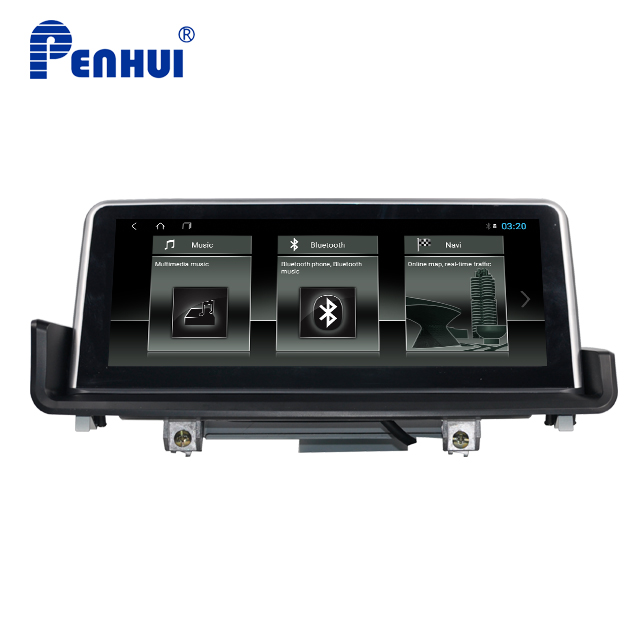 Car DVD GPS for <font><b>BMW</b></font> 3-Series <font><b>E90</b></font>/<font><b>E91</b></font>/<font><b>E92</b></font>/<font><b>E93</b></font> (2005-2012)Car Radio Multimedia Video Player Navigation GPS <font><b>Android</b></font> 10.0 Double Din image