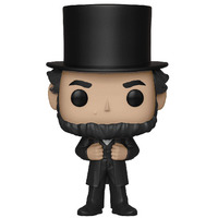 The story of American history TV action figures President Abraham Lincoln 10cm model toys doll collection for adult kids gifts