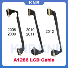"""Original For Macbook Pro Unibody 15"""" A1286 LCD LVDS LED Display Screen Cable 2008 2009 2010 2011 2012 Year"""