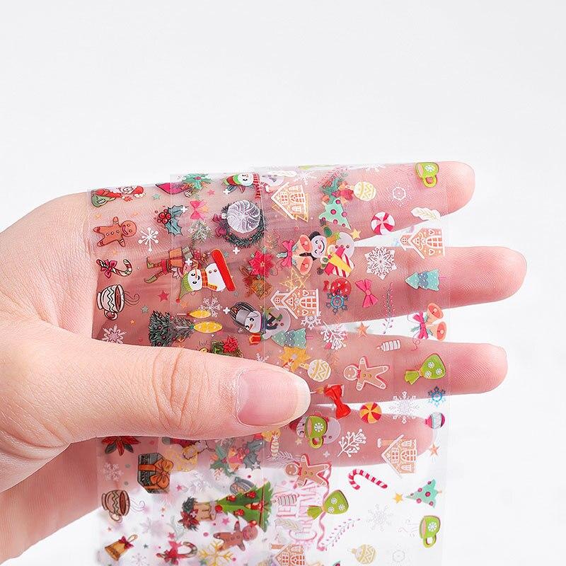 de ferias estrela adesivo conjunto papel 05