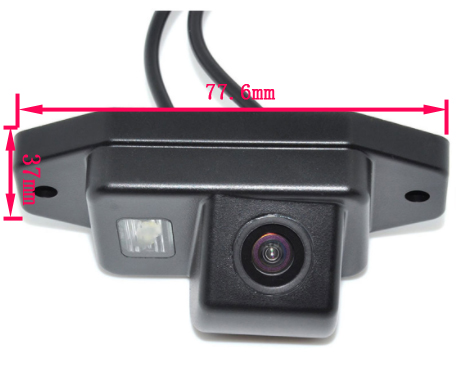 Auto Wayfeng/® Wire Waterproof Car Rear View Backup Camera FIT FOR MITSUBISHI Lancer