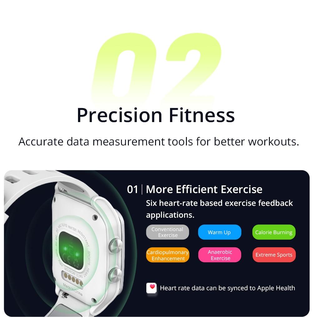 Dropshipping Makibes BR3 Strava Smartwatch Men Built-in GPS Smart Watch IP68 Waterproof Fitness Tracker Heart Rate Monitor Watch (14)
