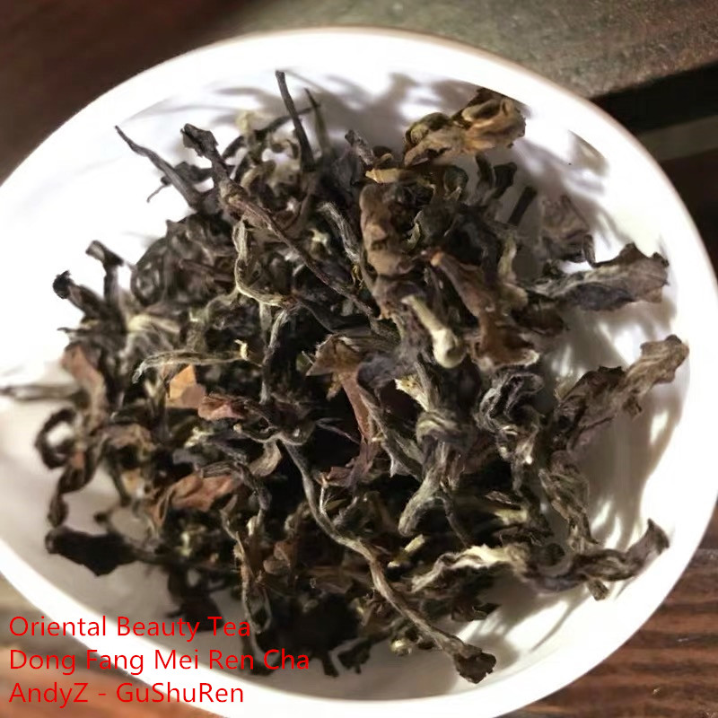 2019 3A Taiwan High Mountains Dong Fang Mei Ren Cha Superior Oriental Beauty Oolong Tea  Green Food For Weight Lose Health Care