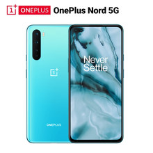 Nuevo Original OnePlus Nord 5G teléfono móvil 256GB 12GB 8GB 128GB 6,44