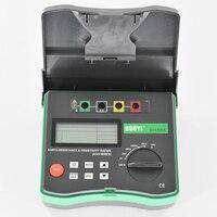 DY4300A 4-Terminal-Multimeter Tester Elektrische Instrument Erde Boden Widerstand und Boden Widerstand Tester