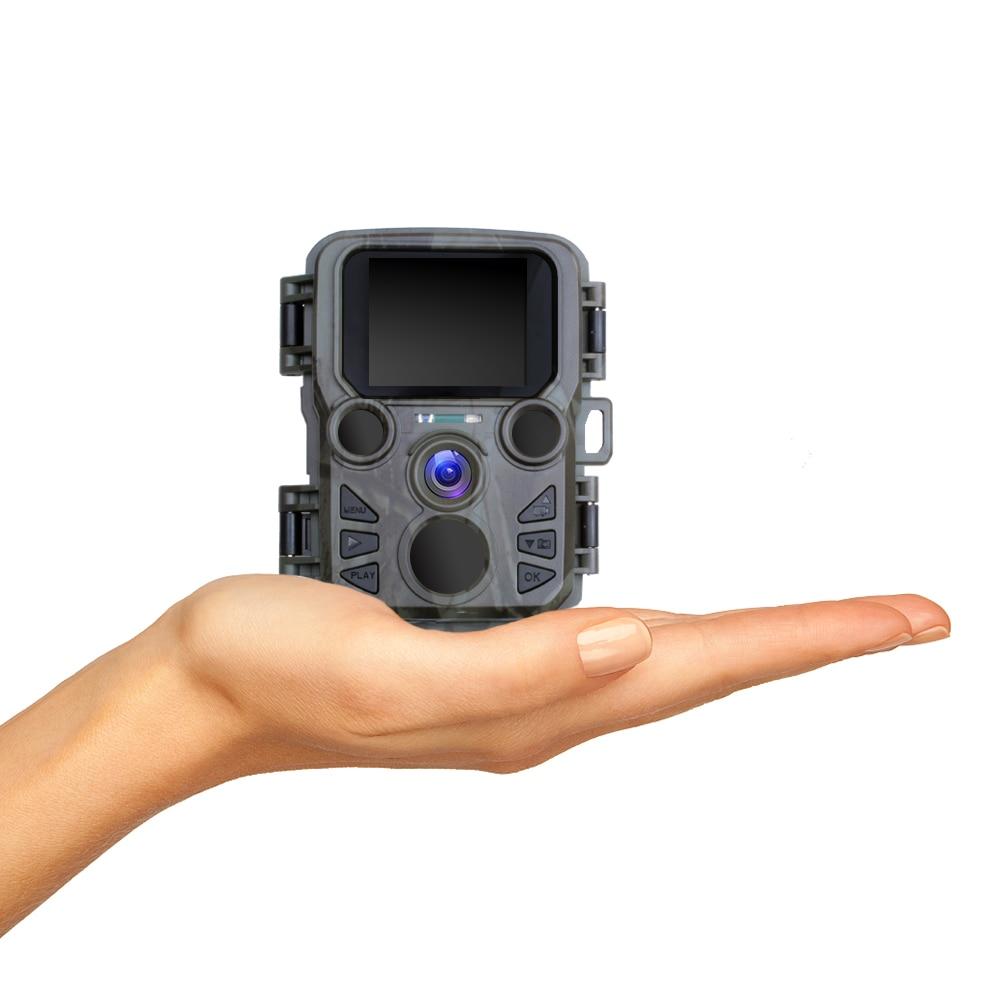 câmera 12mp 1080 p da trilha câmera