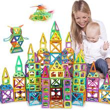 Big Size układanki magnetyczne klocki konstruktor zabawki dla chłopców dziewcząt klocki magnetyczne magnes zabawki edukacyjne prezent tanie tanio KACUU Z tworzywa sztucznego Magnetic Blocks Magnets Blocks 10-12Y 13-14Y 4-6Y 2-3Y 7-9Y 14Y Educational Toys Self-Locking Bricks