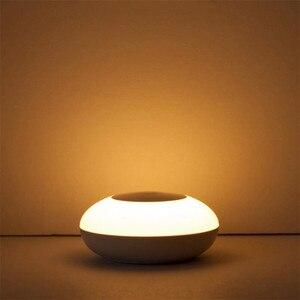Image 4 - 10W telefon komórkowy szybka bezprzewodowa tablica ładująca LED lampa stołowa ściemnianie niezależne magnetyczne dotykowe światło nocne dla iPhone Samsung
