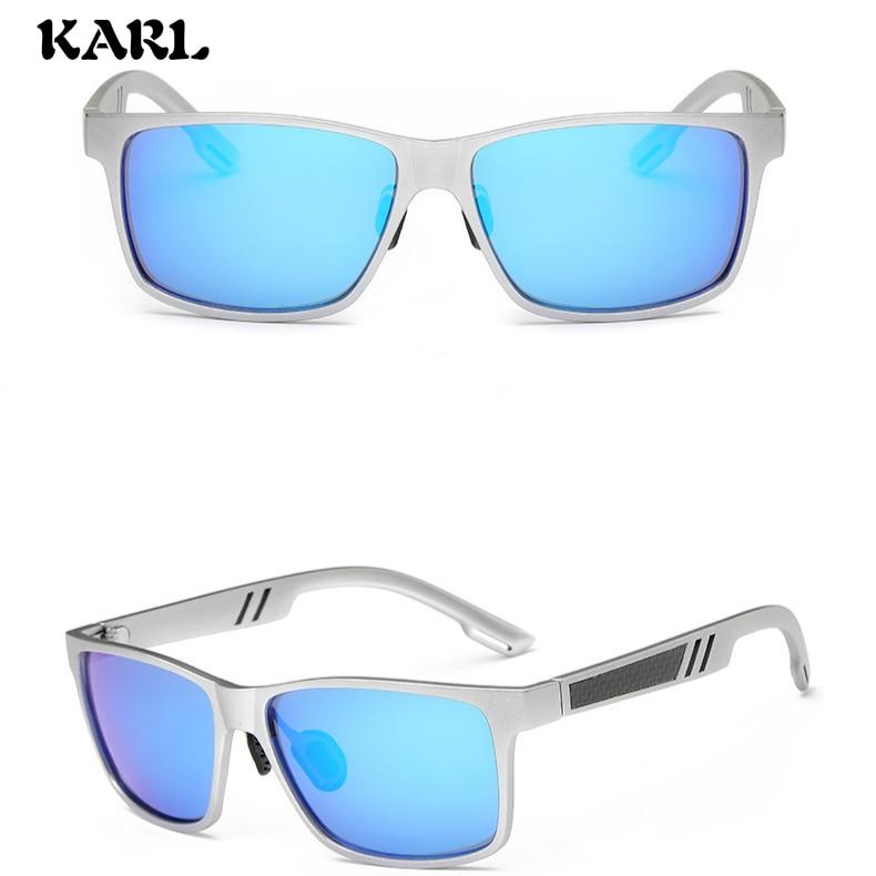 Brand Design Polarized Sunglasses Black Yellow Sunglasses Driving Men Fashion Blue Film Sunglasses Driving Glasses for Women in Men 39 s Sunglasses from Apparel Accessories