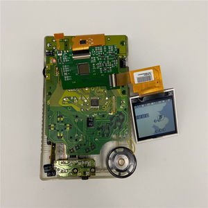 Image 3 - 新しい液晶画面キットnintendギガバイトバックライト液晶画面高輝度液晶交換gb dmg gboコンソールアクセサリー