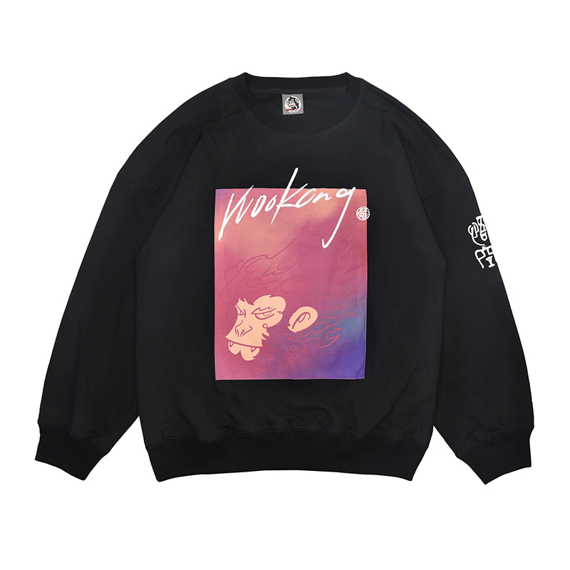 Men's Sweatshirt Round Neck Oversized Sweatshirt For Men And Women Winter Outdoor Street Wear Clothing College Style Shirts