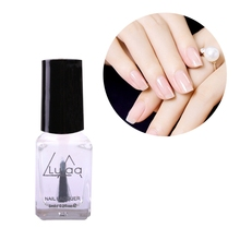 Nail-Sticker Transparent Polish-Sealer Nail-Art-Supplies for Brighten Protect Frosted