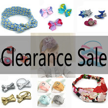 Christmas Deals Children Elastic Hair Band Hair Clips Headband Full Hair Accessories Baby Girls Women Available Accessories(China)