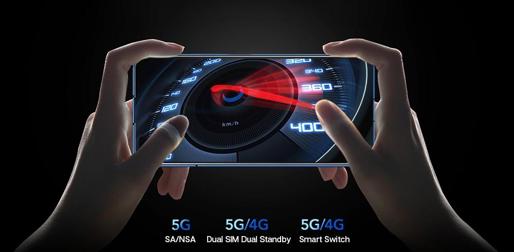 Original Honor V30 Pro Kirin990 5G 7nm Octa core Smartphone 8GB 128GB 256GB 16Core GPU 40mp Triple Camera 40W SuperCharge Android 10 (2)