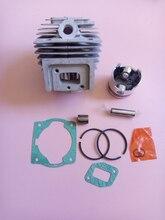 Cilindro assy 44mm para montagem de pistão de montagem, clipe de anel de 44f 5 44f 5 44 5 52cc bg520 cc520 zylinder peças do aparador da reconstrução