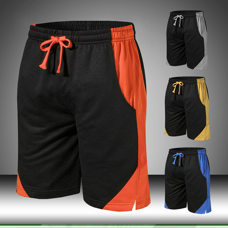 New 2020 Summer Mens Cargo Loose Beach Bodybuilding Breathable Quick Drying Short Gyms Men Casual Joggers Shorts M-5xl Wholesale